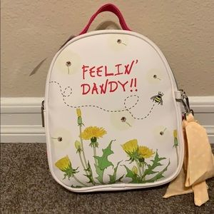 Feelin Dandy Betsy Johnson Backpack